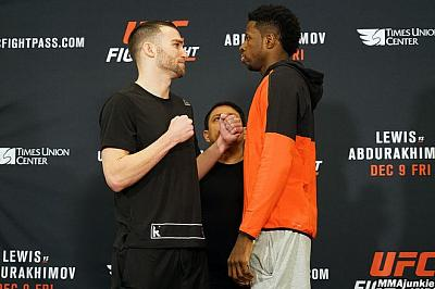 Brian Camozzi vs. Randy Brown